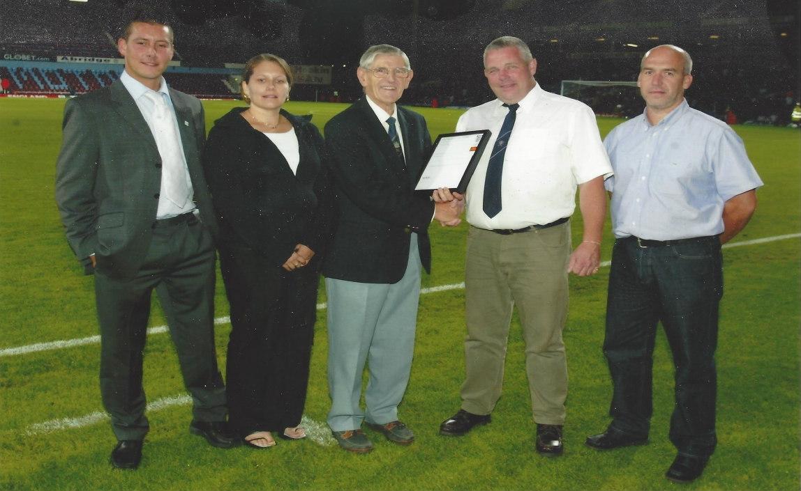 Chartered Standard Award