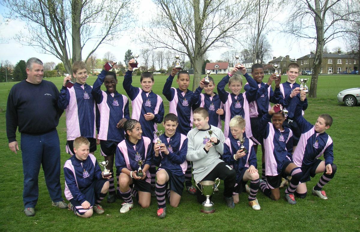 Under 13 Cup Winners